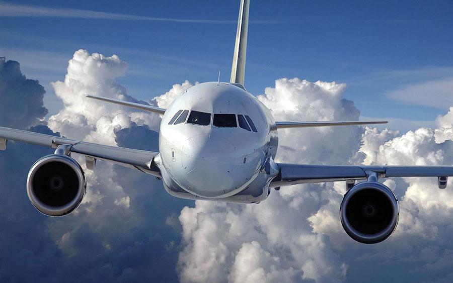 Aviacion Comercial La Conexion De Rd Con El Mundo