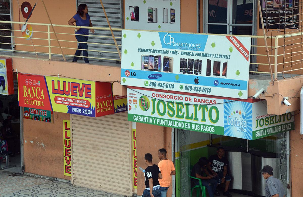 bancas de loterias ley juegos de azar