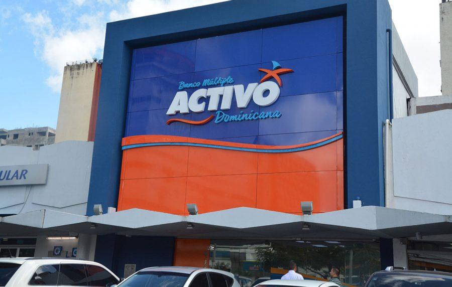 banco activo dominicana fachada