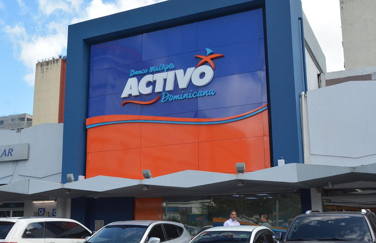 banco activo dominicana naco