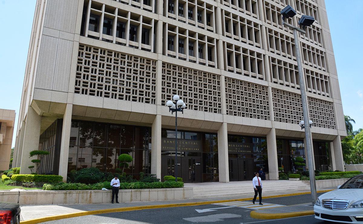 banco central dominicano sede