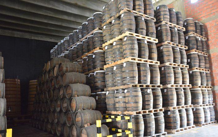 barricas ron barcelo