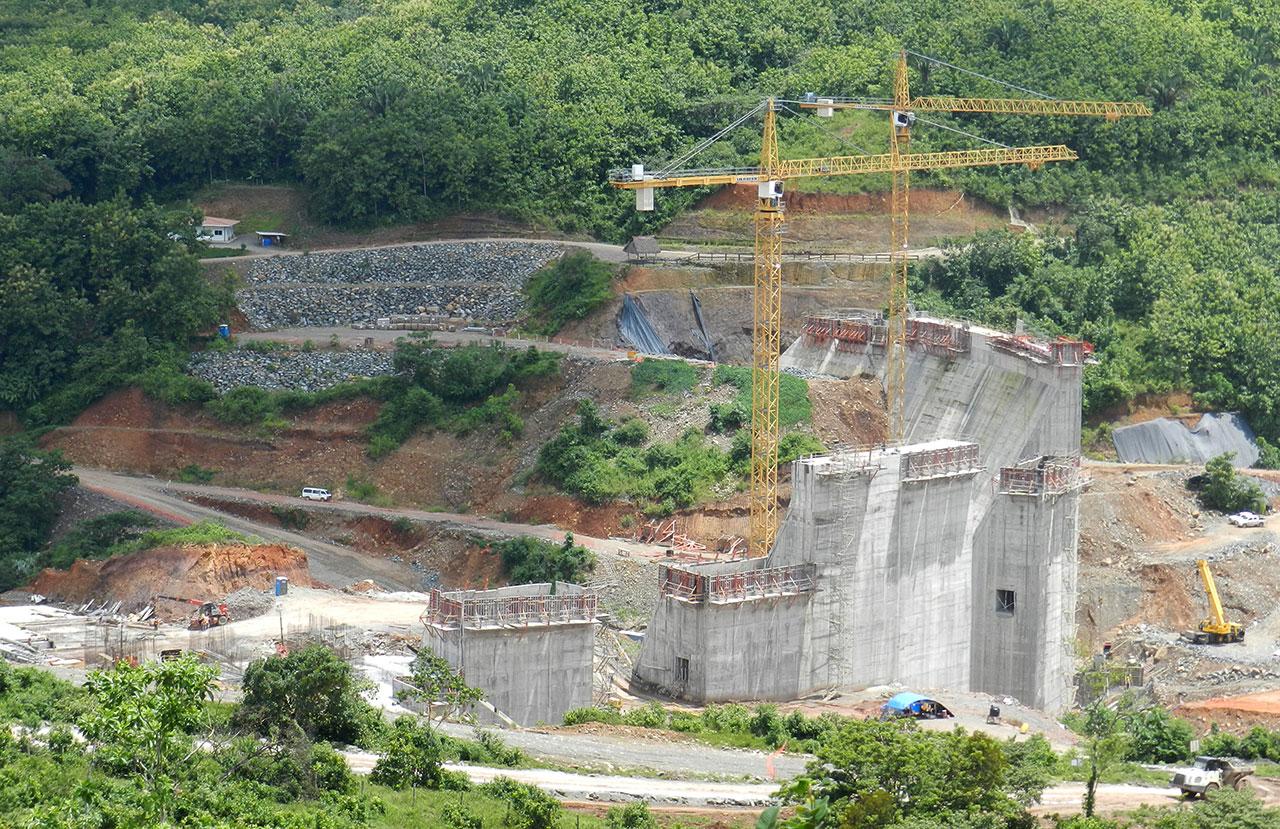 barro blanco panama hidroelectrica
