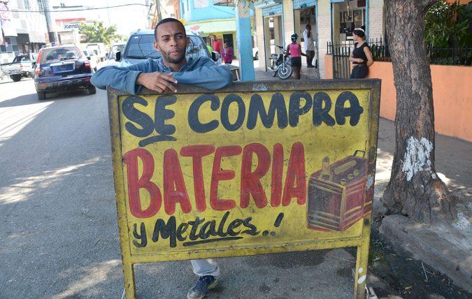 bateria compra informal