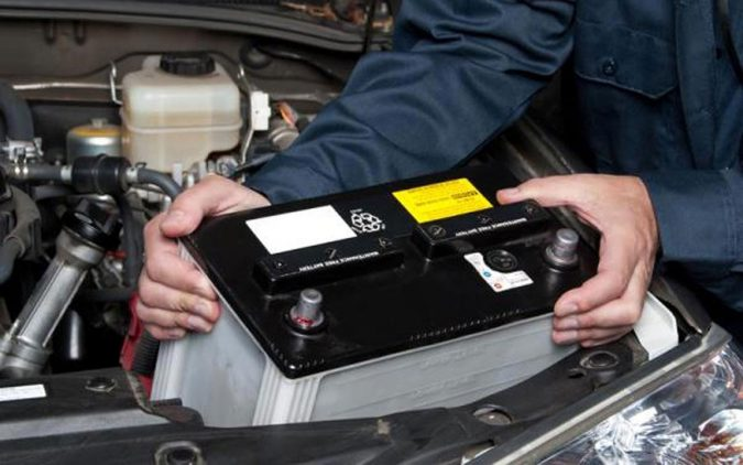 bateria vehiculos