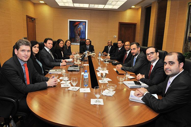 La misión del FMI que visitó el país se reunió con representantes del Gobierno y del sector privado.