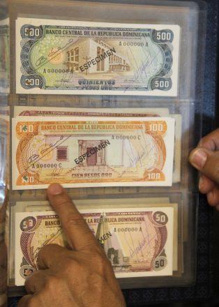 billetes dominicanos historia