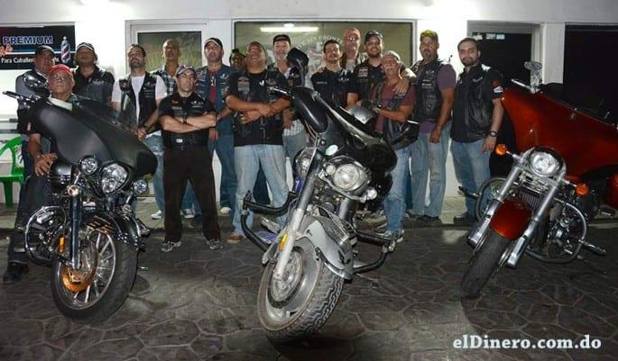 Los miembros de Bohemios Rider Club organizan recorridos con el objetivo de recaudar fondos en favor de causas sociales.