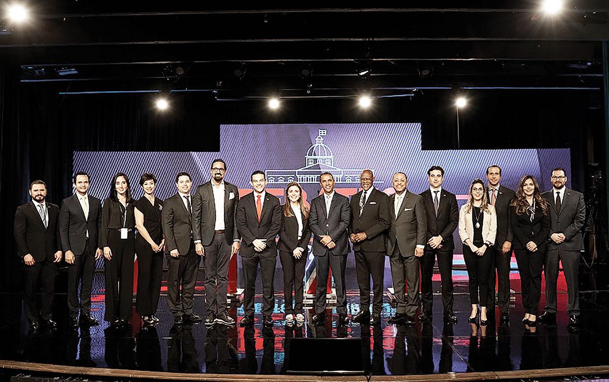 candidatos a alcaldes por el distrito nacional