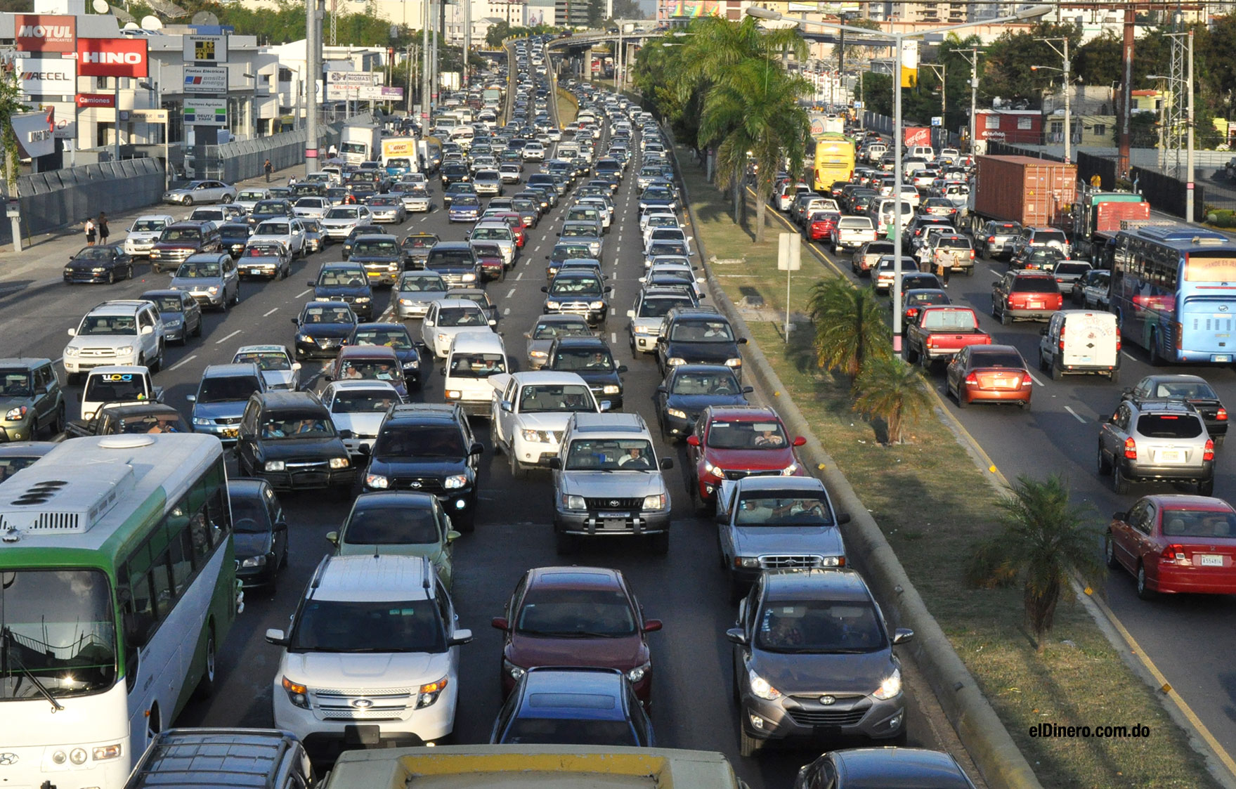 Caos en el tránsito: Horas pico bajan rentabilidad del transporte ...