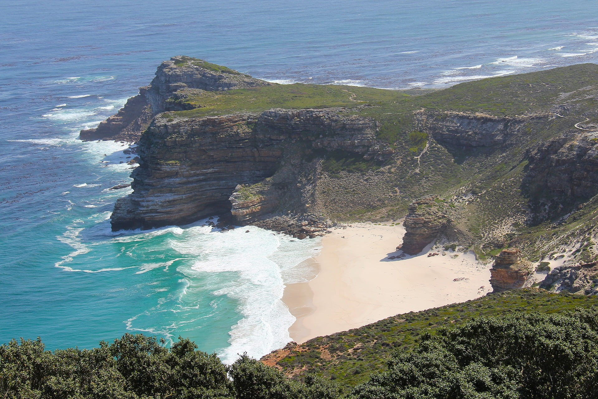 Turismo en África, Cabo de Buena Esperanza, Sudáfrica