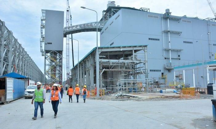central termoelectrica punta catalina