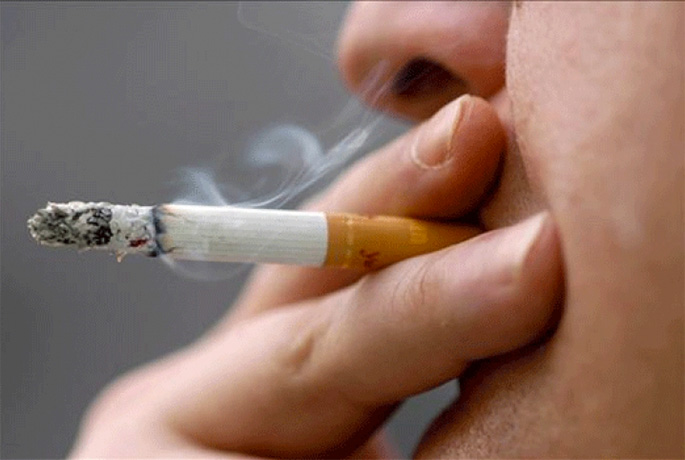 El consumo de tabaco afecta a la salud. / Fuente externa