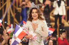 Clarissa Molina, Miss República Dominicana 2015 y reina de Nuestra Belleza Latina 2016.