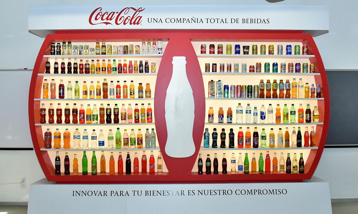 coca cola bebidas