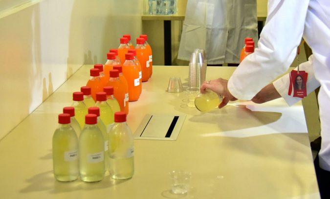 coca cola laboratorio de prueba
