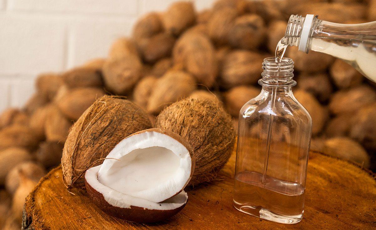 coco aceite de coco