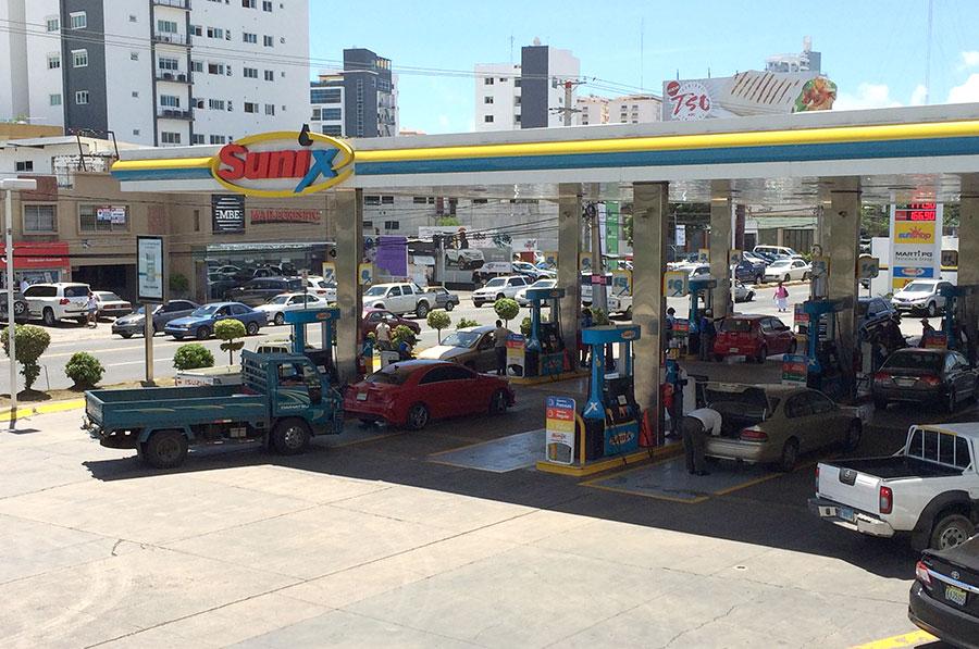 Las gasolinas mantienen el mismo precio de esta semana.