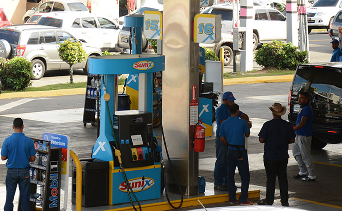 Los precios responden al comportamiento del petróleo en los mercados internacionales.