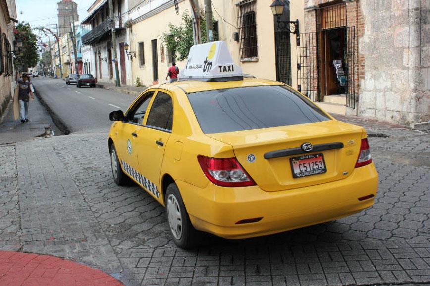 companias de taxis republica dominicana