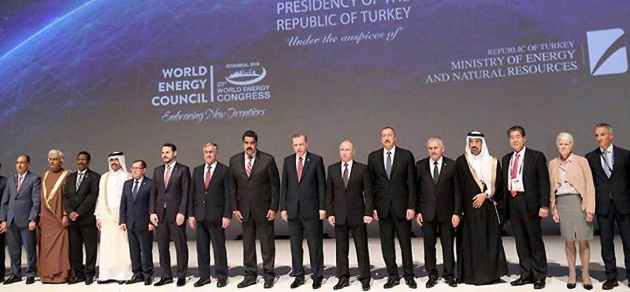 congreso mundial estambul 2016