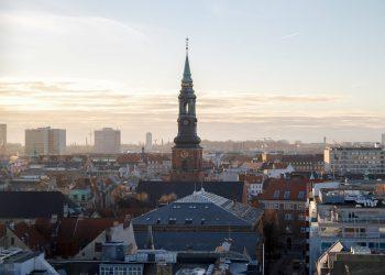 Copenhague, Dinamarca.