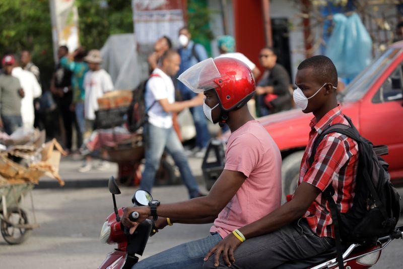 coronavirus en haití