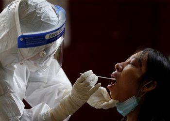 Estados Unidos, Brasil, India y Rusia representan los cuatro países más afectados por la enfermedad en el mundo. | Lynn Bo Bo, EFE.