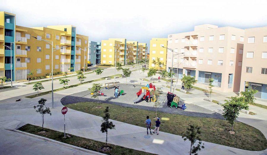 deficit de viviendas la nueva barquita limpia
