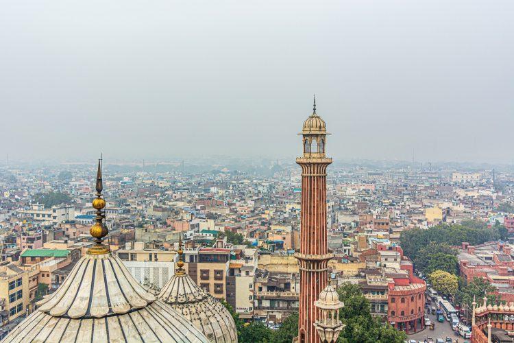 Nueva Delhi, India. | Pixabay.