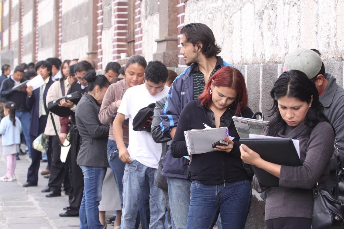 Tasa de desocupación por covid-19 supera la de la última crisis financiera