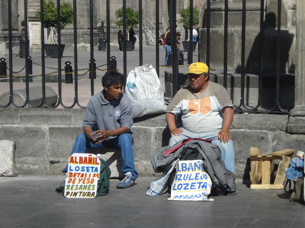 desempleo mexico wikipedia