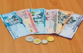 El papel moneda es un soporte fiduciario del dinero.