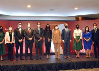 Nueva directiva de la Asociación Nacional de Jóvenes Empresarios (ANJE). | Lésther Álvarez