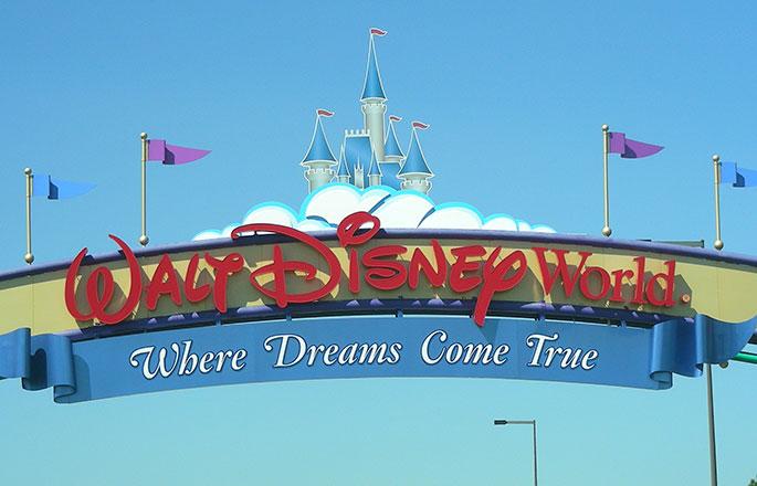 Disney World. | Fuente externa.