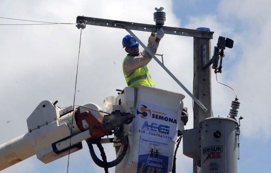 distribuidoras de electricidad energia