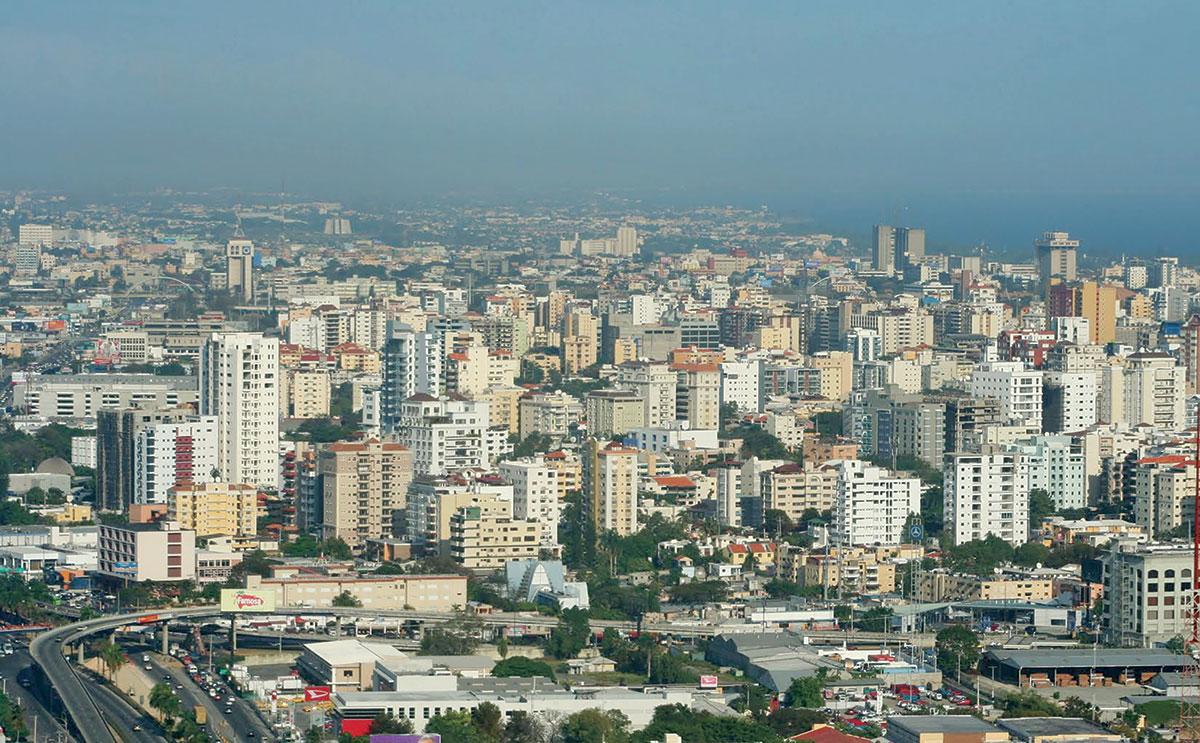Seis provincias acaparan el 86% de los depósitos en la banca dominicana