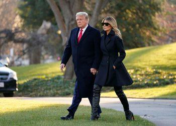 El juicio político a Donald Trump lo privaría a él y a la primera dama de los privilegios con los que suelen contar los pasados altos mandatarios en EEUU. | Fuente externa