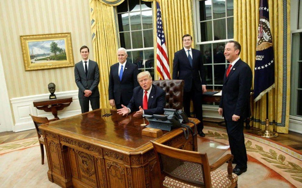 donald trump nuevo presidente