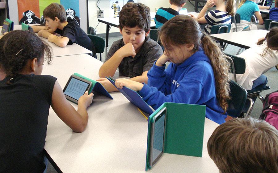 Los ebooks son cada vez más implementados en las instituciones educativas.