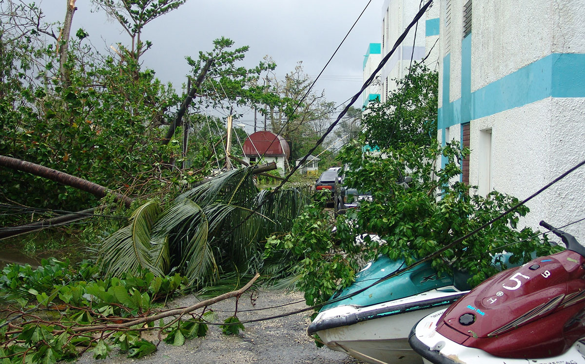 economia dominicana cambio climatico