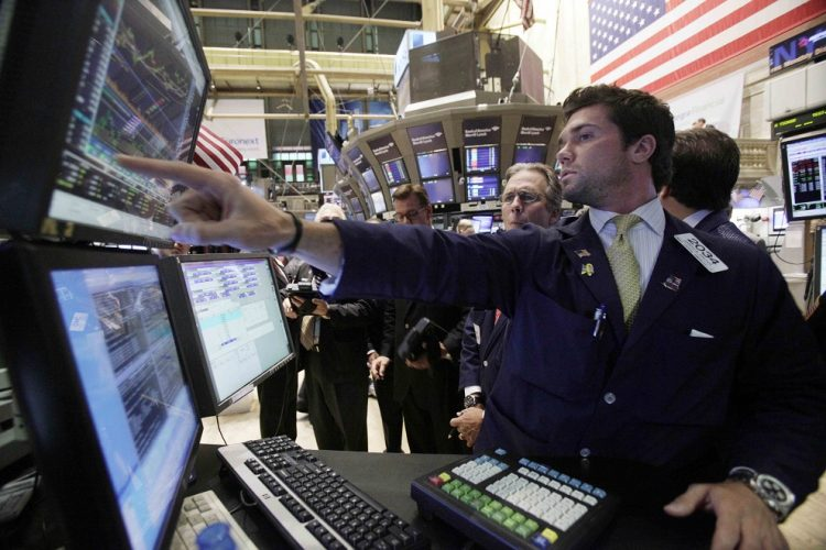 Wall Street. | Richard Drew; AP.