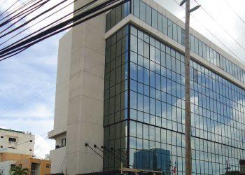 Edificio Gubernamental Dr. Rafael Kasse Acta, sede del Fonper.
