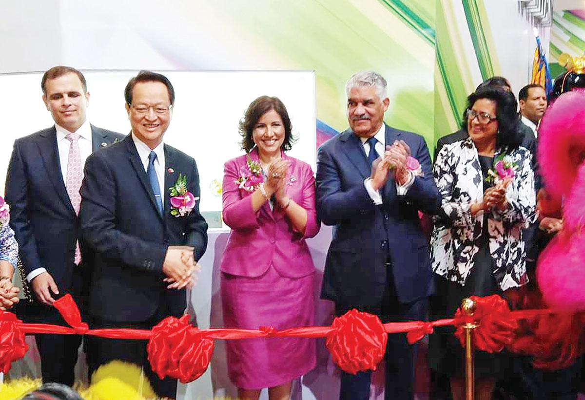 embajador taiwan cooperacion becados