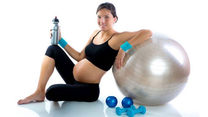 embarazo entrenamiento ejercicios