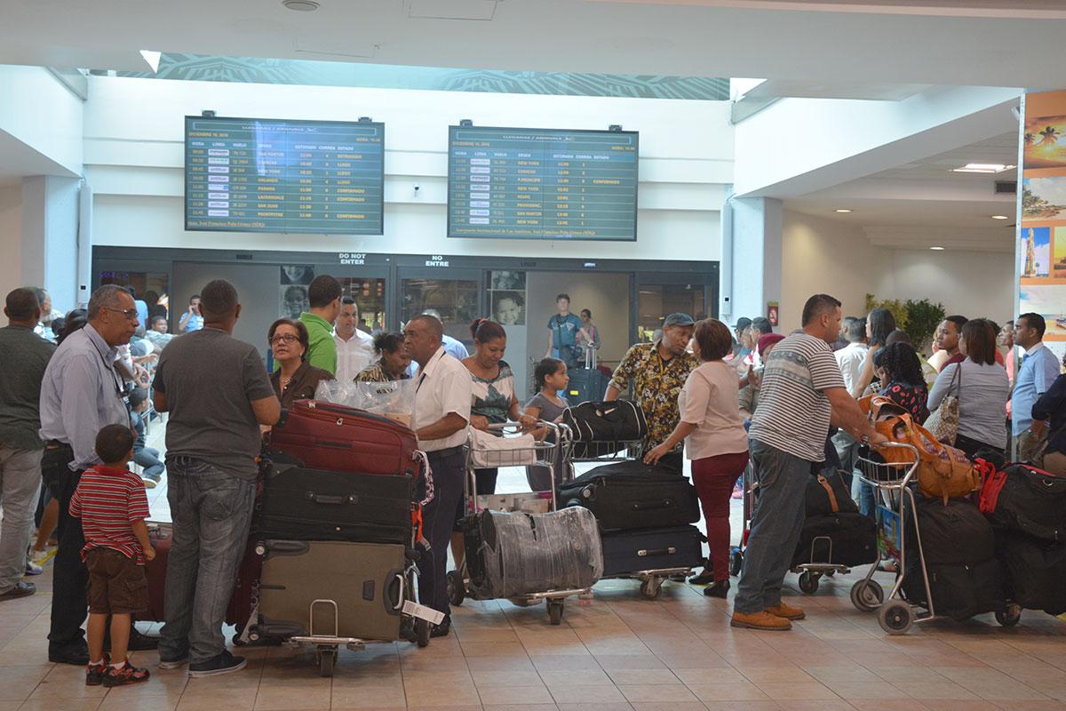 emigracion dominicanos