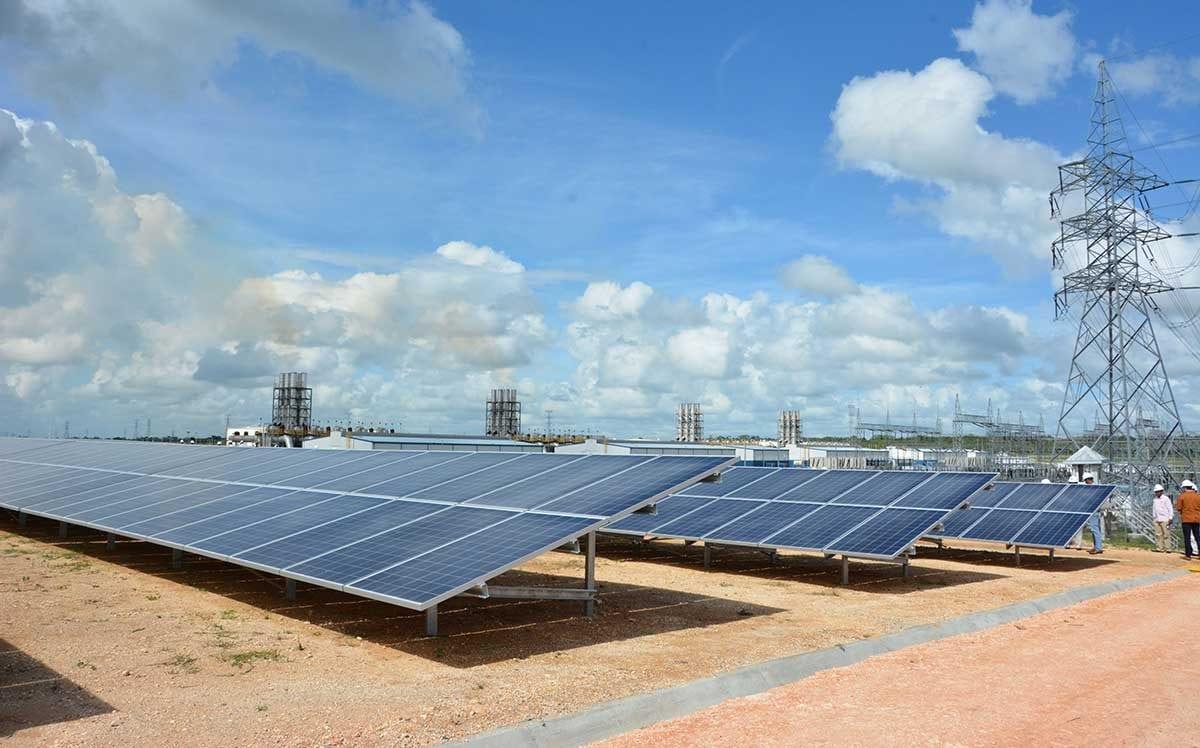 energia renovable paneles solares