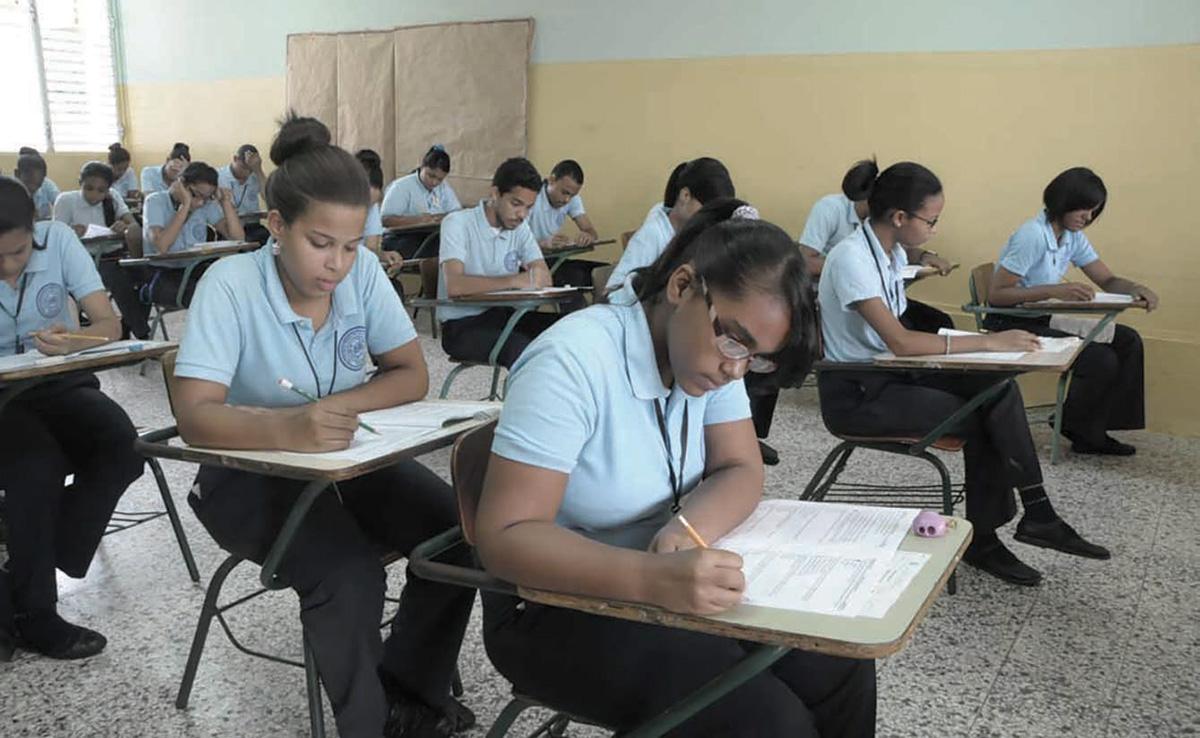 estudiantes pruebas nacionales