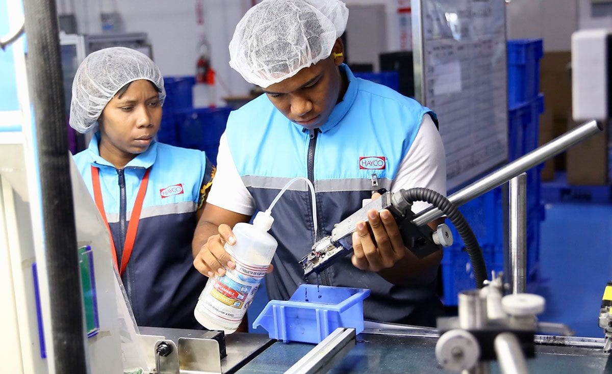 exportaciones zonas francas dominicanas