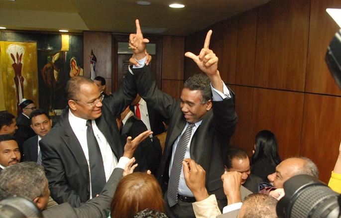 La decisión de no ha lugar en el caso del senador Félix Bautista ha generado controversias./Archivo